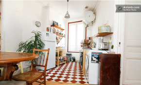 Love is in the Air (bnb): Paris Apartments